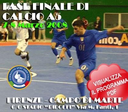 ... la Federazione Sportiva Sordi Italia con la collaborazione Comitato  Regionale Toscana ddac467ed87fb